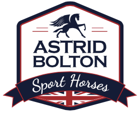 Astrid Bolton featured dressage writer