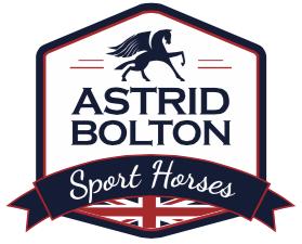 Astrid Bolton featured dressage writer