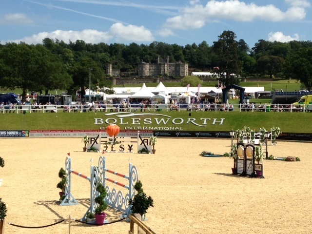 Bolesworth CSI**** International Show 18th-21st June 2015